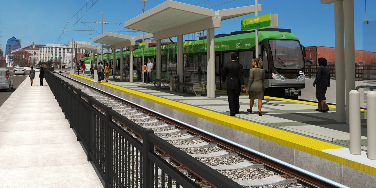 Chapel Hill, GoTriangle Finalize Light Rail Cooperative Agreement