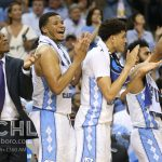 Game Time Set for Sunday's Elite Eight Matchup Between UNC and Kentucky