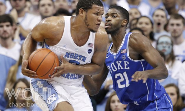 Growth and Experience Motivating UNC Prior to NCAA Tournament Opener
