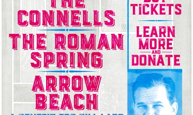 The Connells will Headline Benefit Concert for Bill Ladd at Cat's Cradle on March 31
