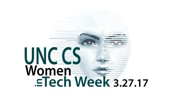 UNC-Chapel Hill Hosts Women in Tech Week