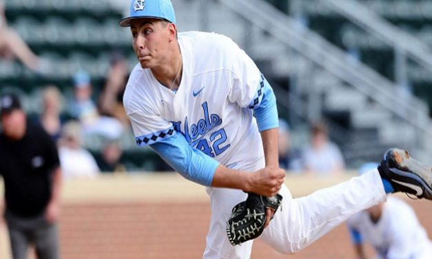 UNC Starting Pitcher Gianluca Dalatri Named to All-ACC Academic Team