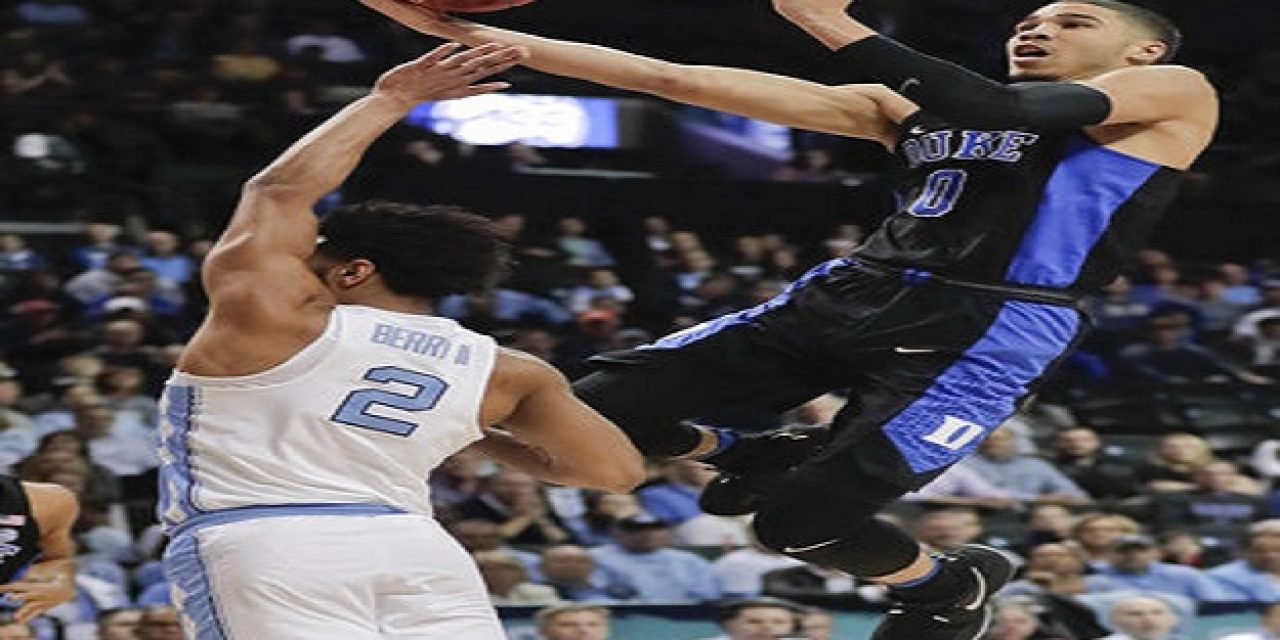 Duke Erases 13-Point Second Half Deficit, Stuns UNC in ACC Tournament Semifinals