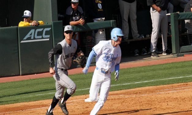 Five-Run Inning Helps UNC Baseball Avoid Sweep vs. Long Beach State
