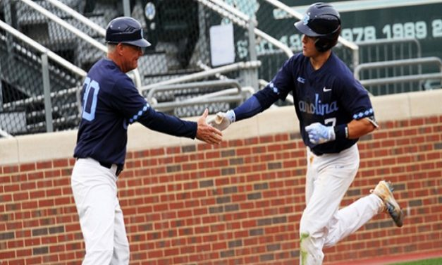 Diamond Heels Crush Winthrop, Extend Winning Streak to Eight