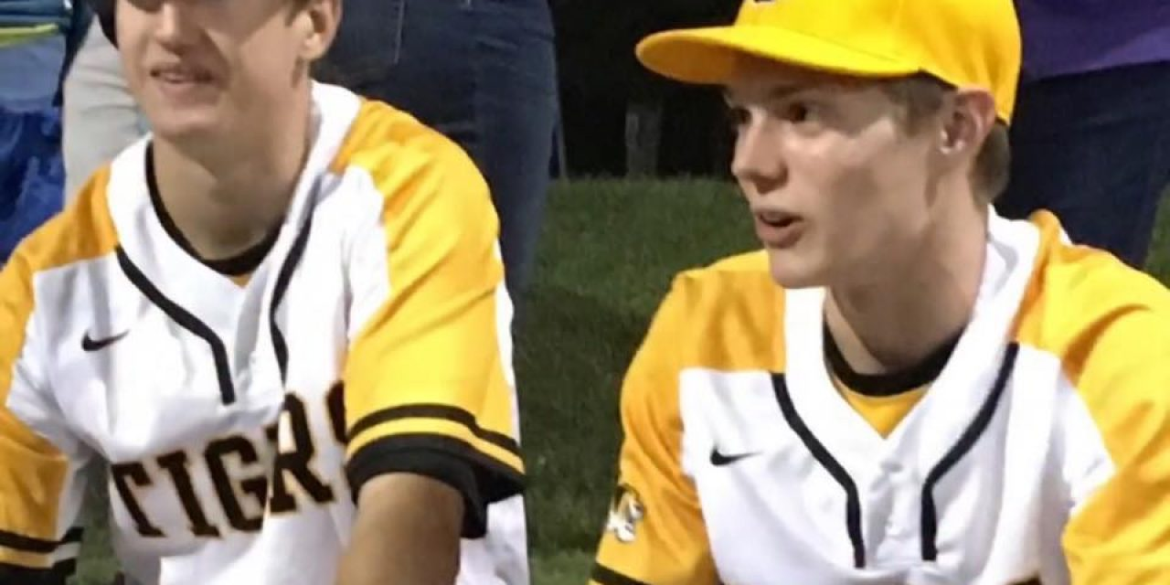 WCHL High School Baseball – Chapel Hill Tigers vs. Carrboro Jaguars – April 10, 2017