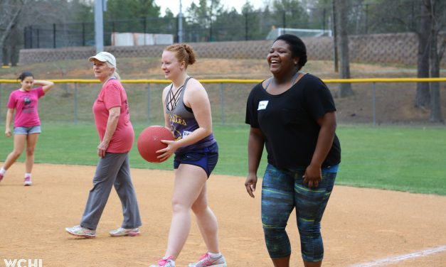 Chapel Hill Parks & Rec Healthiest You Kickball Event
