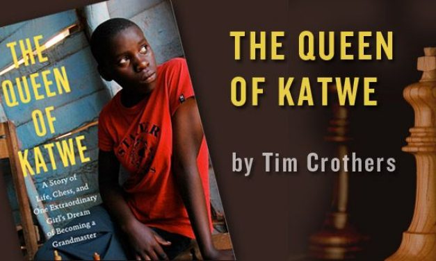 'Queen of Katwe' Author Featured at Chapel Hill Public Library