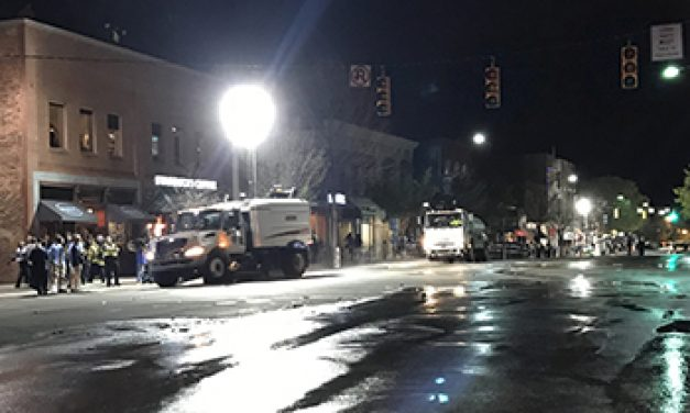 Seven Injured in Chapel Hill Celebrations