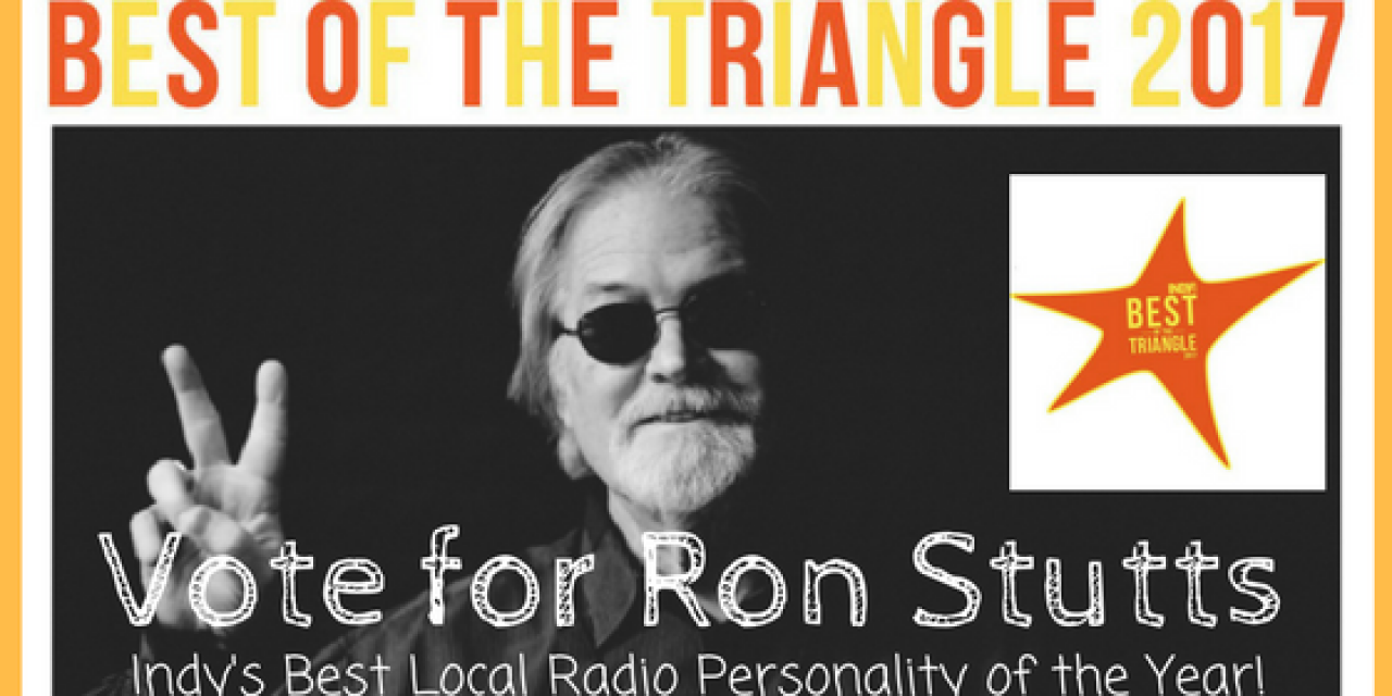 Vote For Ron Stutts For Best Radio Personality