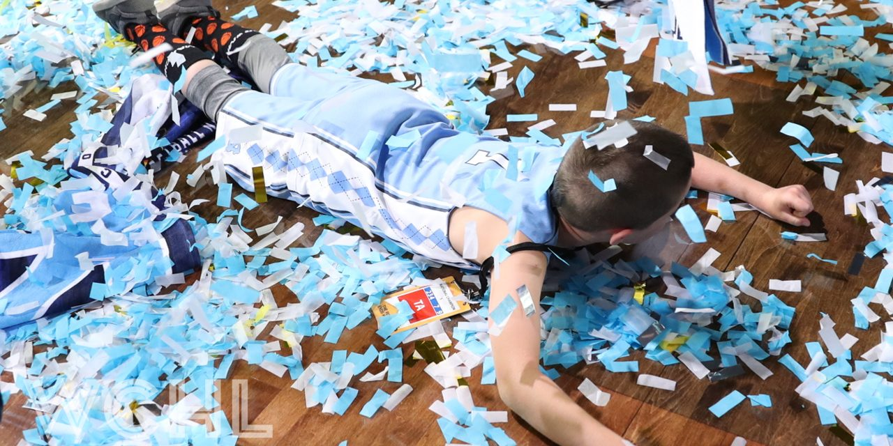 UNC Celebrating National Title Tuesday, Hosting a Welcome Reception at the Smith Center