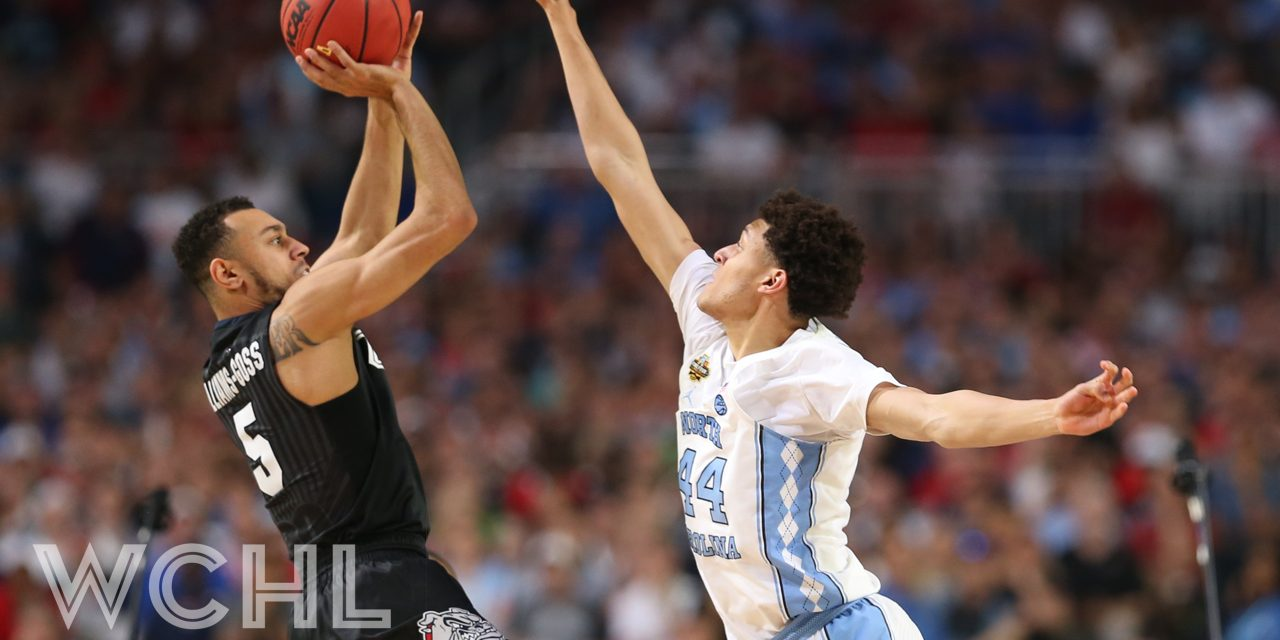 Justin Jackson Earns MVP Honors at UNC's Team Awards Ceremony