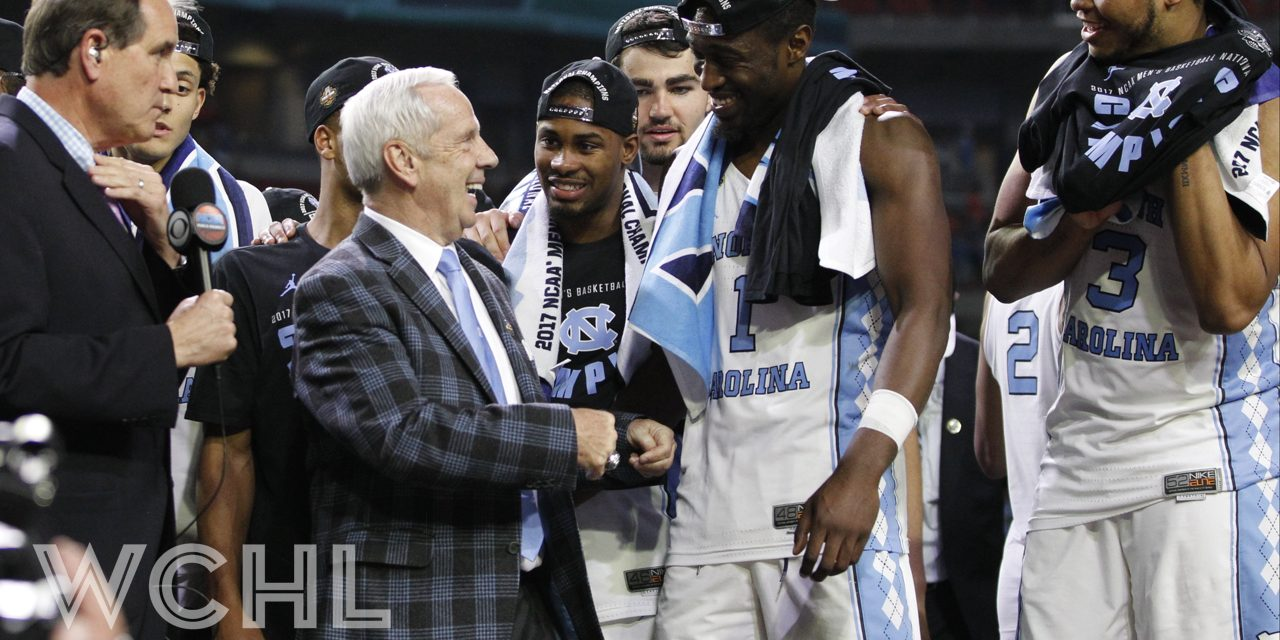 North Carolina Lawmakers Honor UNC Men's Basketball Championship