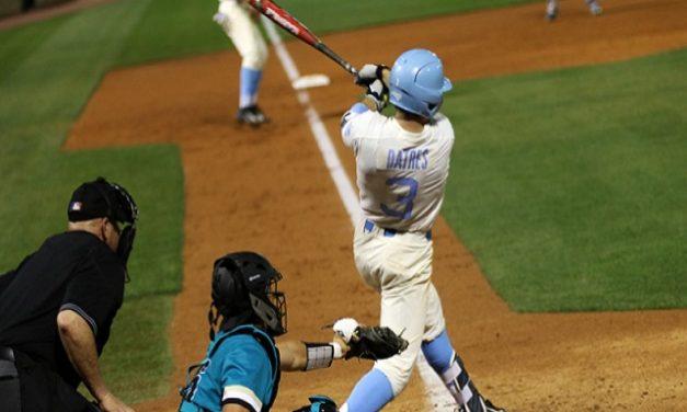 UNC Baseball Demolishes No. 14 South Carolina in Charlotte
