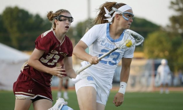 Women's Lacrosse: UNC Reaches ACC Final for Seventh Time in Eight Seasons After Defeating Boston College