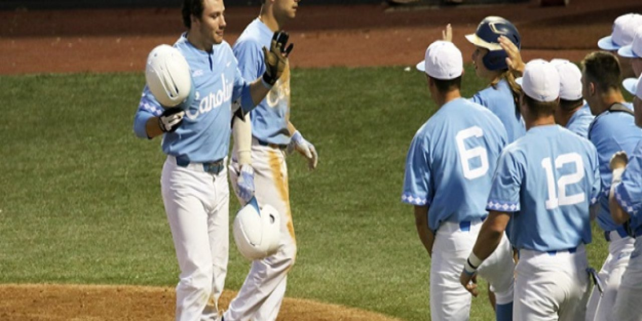 Tar Heels Rise to No. 4 in D1Baseball.com Top 25