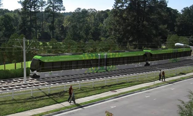 Durham Officials Approve Light Rail Transit Plans
