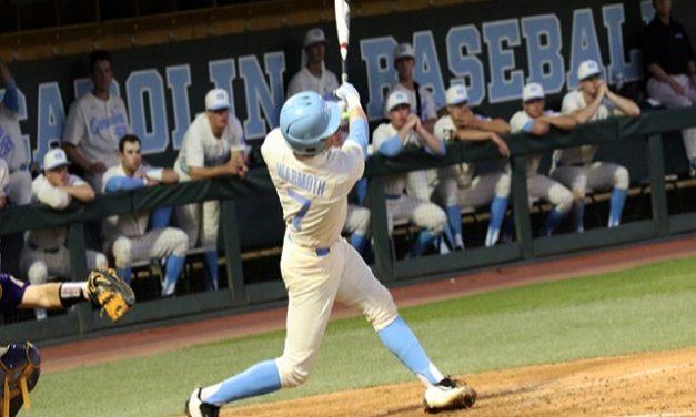 UNC Baseball Clobbers Boston College in Three-Game Weekend Sweep
