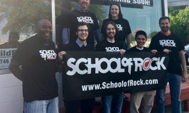 School of Rock Opens Chapel Hill Location