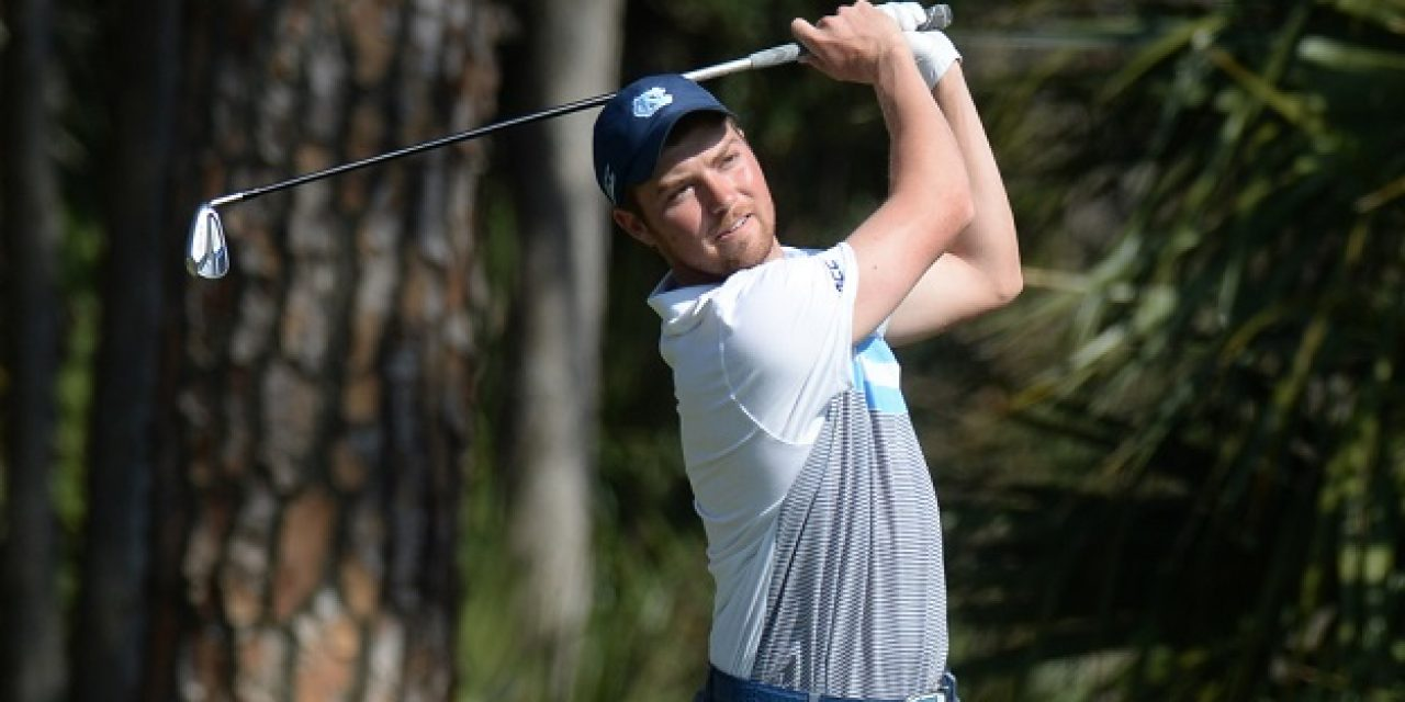 Ben Griffin Finishes 11th at NCAA Men's Golf Championship, Earns All-American Honors