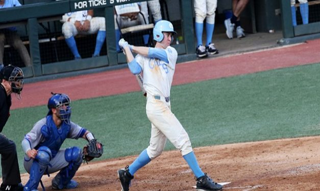 UNC Baseball Topples UNC-Wilmington