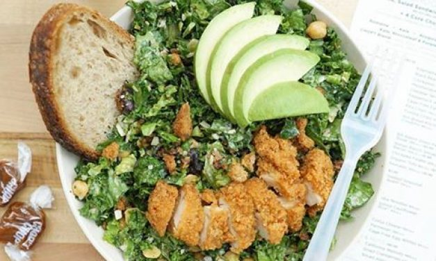 Chopt Creative Salad Company Opening with Fundraiser in Chapel Hill