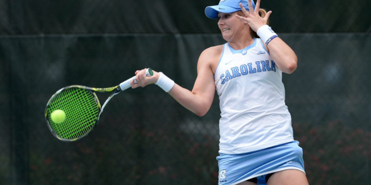 Women's Tennis: UNC Defeats Furman and Ole Miss, Books Trip to Sweet 16
