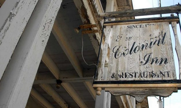 Hillsborough Mayor Discusses Anticipated Sale of Colonial Inn