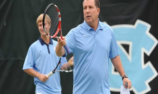 Sam Paul Named ITA National Coach of the Year