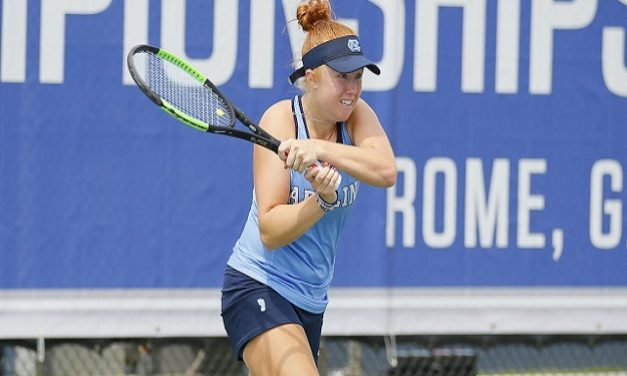 Hayley Carter Stunned in First Round of NCAA Women's Singles Tournament, Daavettila Advances
