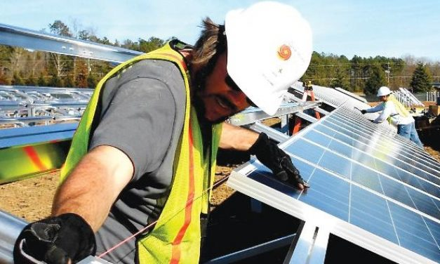 Chapel Hill and Carrboro Recognized by Federal Solar Power Program