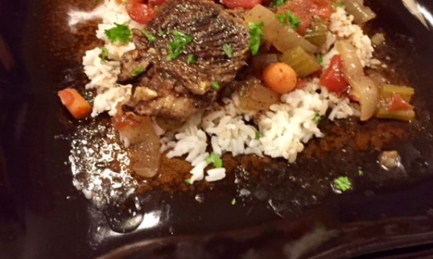 Nicki Morse's Test Kitchen: Balsamic-Braised Short Ribs