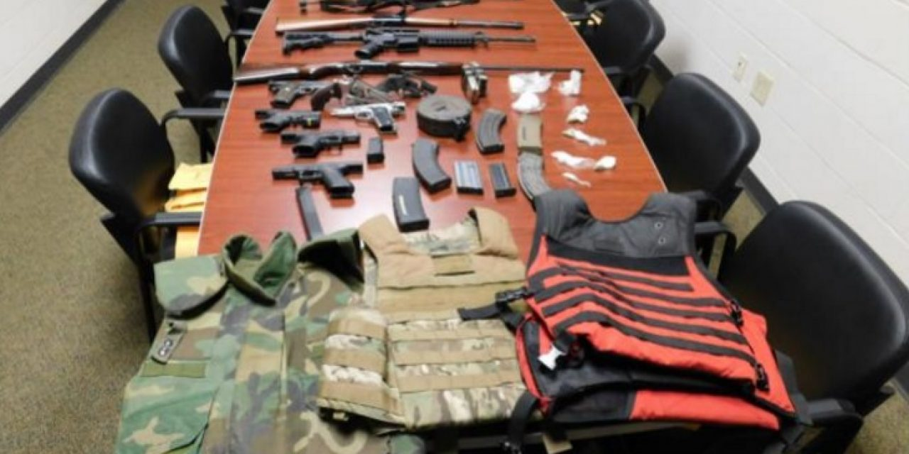 Orange County Sheriff's Office Seizes 13 Firearms, 90 Grams of Cocaine in Search