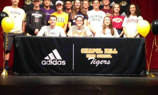 Chansky's Notebook: Best Wishes To Tiger Athletes