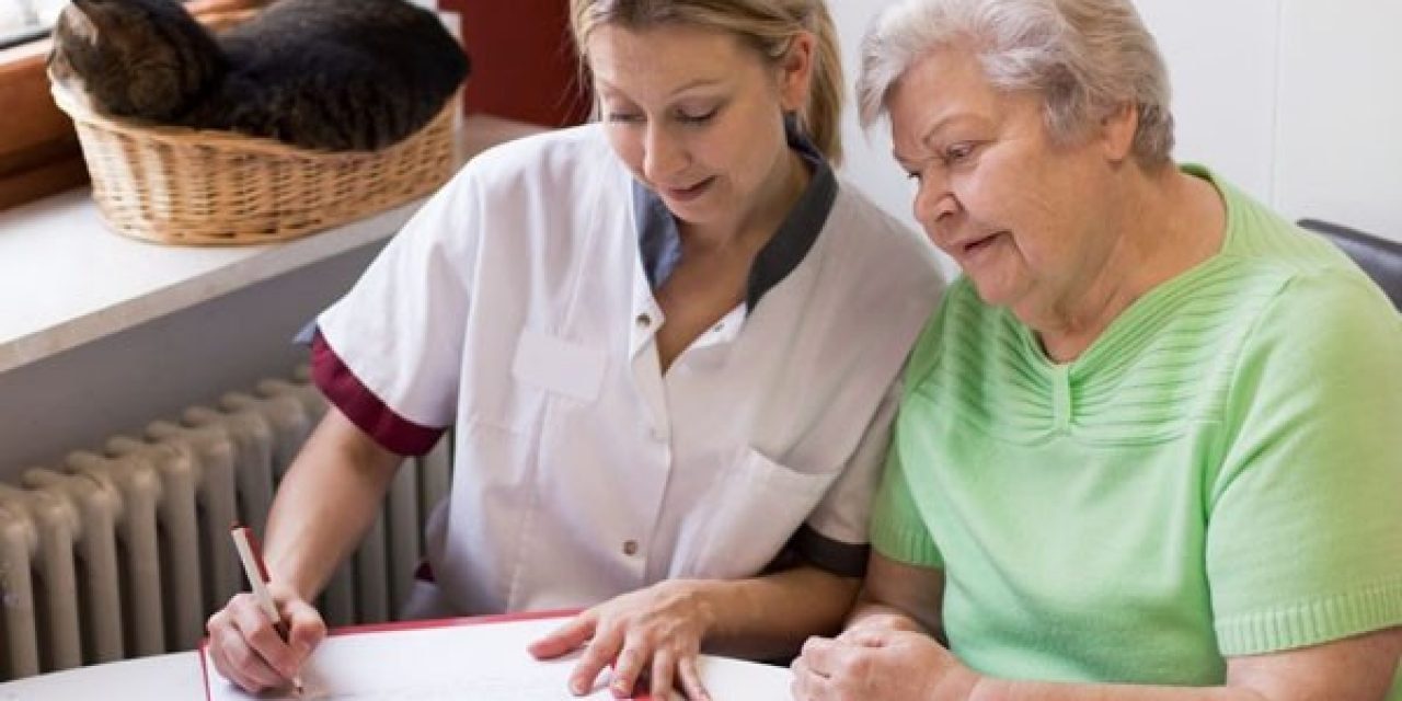 The Caring Corner: Mom Needs a Little Bit of Help.  What Things Can a Caregiver Do for Her?