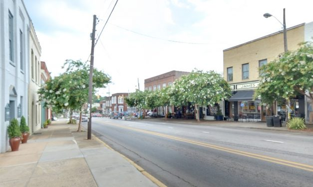 Sidewalk Demolition Planned for Churton Street in Hillsborough