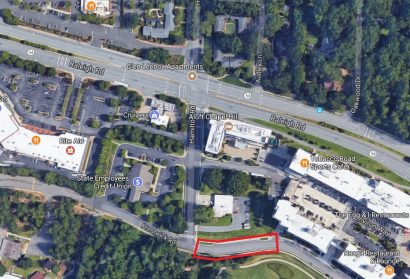 Sewer Repairs Shut Down Portion of Prestwick Road in Chapel Hill