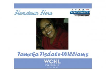 Hometown Hero: Tameka Tisdale-Williams