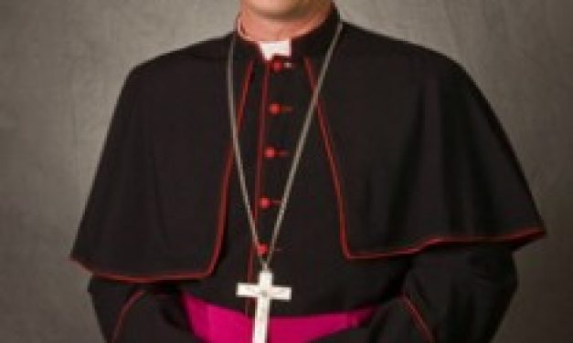 Georgia Bishop Chosen to Lead in Eastern North Carolina
