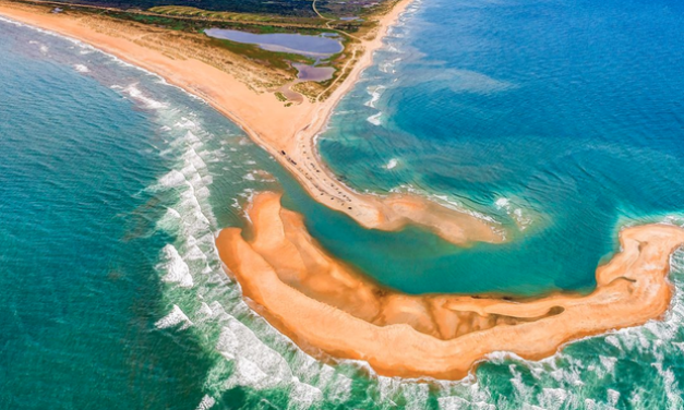 Officials Warn About Accessing New Island Off Cape Hatteras