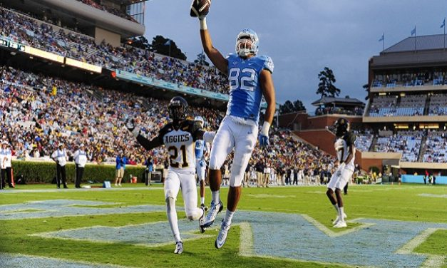 UNC Tight End Brandon Fritts Announces He Will Transfer