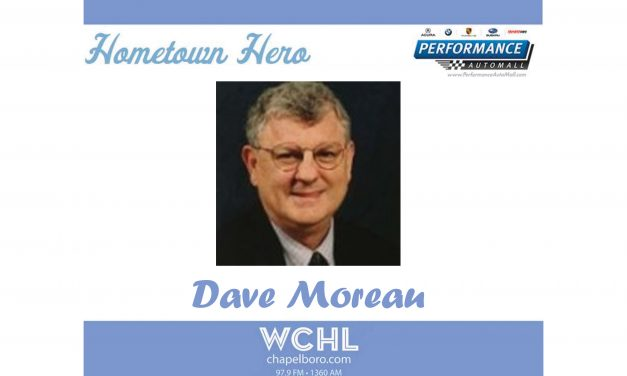 Hometown Hero: Dave Moreau