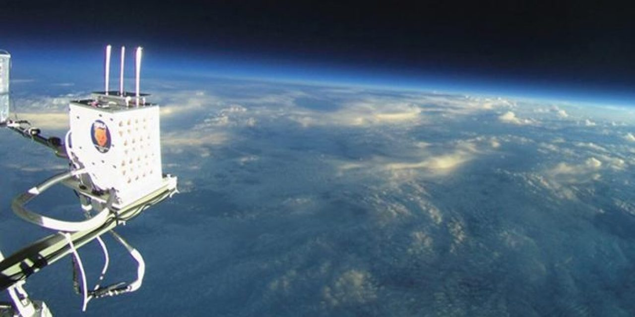 Students at Durham Tech Partner with NASA on Stratosphere Studies