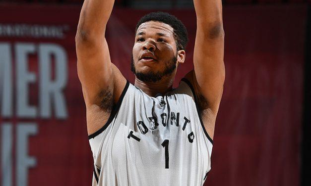 Toronto Raptors Sign Kennedy Meeks