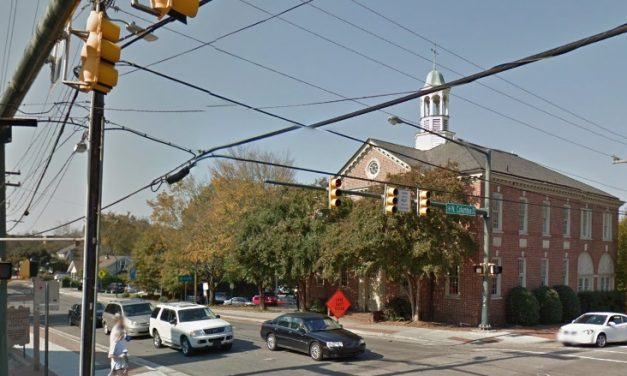 Chapel Hill Officials Consider New Purpose for Old Town Hall